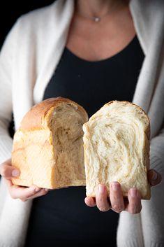 Sourdough Recipes, Sourdough Bread, Hokkaido Milk Bread, Bread Toast, Italian Bread, Japanese Food, Japanese Recipes, Kefir, Cocktail Recipes