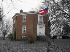 Octagon Hall,  Franklin KY.  I have taken many pictures at this location.  It is filled with history and paranormal activity.  I have pictures of faces in windows, orbs in the years in the dark... Very interesting place not only for history but for ghost hunting.
