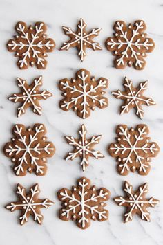 This classic gingerbread cookie recipe makes soft & chewy cookies full of delicious, festive flavor! They're the perfect holiday treat!