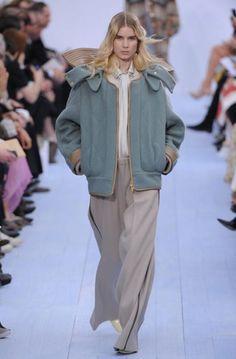 Paris Fashion Week: Chloe autumn/winter 2012
