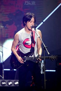 Jung Yong Hwa CNBLUE Can't Stop Live in Beijing 140719