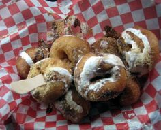 Ol' School Donuts - S'mores donuts