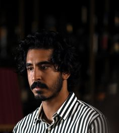 Dev Patel photographed for the Chivas Icons on his work with the #LionHeart campaign at Four Seasons DIFC on May 2, 2017 in Dubai, United Arab Emirates