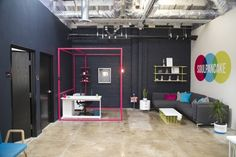 SoulPancake Offices by Neon Gold Interiors, Hollywood – California » Retail Design Blog