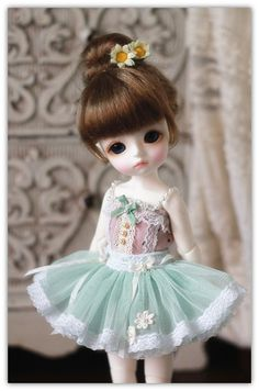 Yosd Blythe Lace Tops and Skirts by Chilly Qi Anime Dolls, Ooak Dolls, Cute Baby Dolls, Cute Babies, Cute Kids Pics, Lovely Girl Image, Beautiful Flowers Wallpapers, Cute Girl Wallpaper, Smart Doll