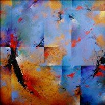 Cody Hooper/American abstract Artist