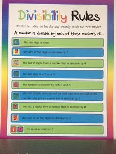 math worksheet : 5th grade math 5th grades and task cards on pinterest : Divisibility Rules Worksheet For 5th Grade