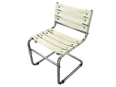 Upcycling : fire hose chair by OBGETTI on Etsy
