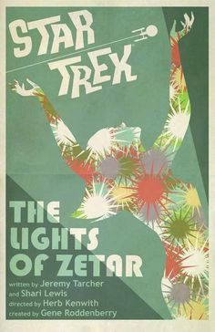 New Star Trek posters from Juan Ortiz. These posters will cover all 80 episodes of the original series.