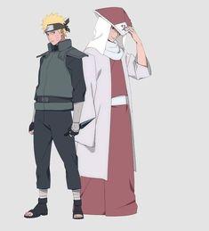 Alternate universe where Obito came back became Hokage allowing Minato more time to raise Naruto creating a more stoic, Menma-like Naruto. Naruto Uzumaki, Anime Naruto, Naruto Boys, Naruto Fan Art, Naruto Teams, Naruto And Sasuke, Naruhina, Konoha Naruto, Wallpapers Naruto