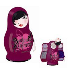 Puposka - Pupa make-up kit eyeshadow, lip gloss and a small mirror great for a gift :) Makeup Kit, Beauty Makeup, Small Mirrors, Matryoshka Doll, Wooden Dolls, Lip Gloss, Eyeshadow, Make Up, Lips
