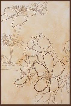 Everyday Art Apple Blossom Canvas