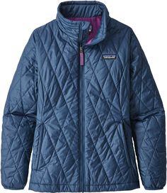 9f222fd04 Patagonia Reversible Tribbles Hooded Jacket - Infant Girls