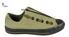 CONVERSE cT éclair ox 100289 olive/gris - Vert - Vert, 35 EU - Chaussures converse (*Partner-Link)
