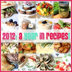 The Cottage Market: 25 Yummy Cottage Market Recipes...some of these look really good!