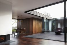 Seasons House by Luke Zuber , via Behance, London