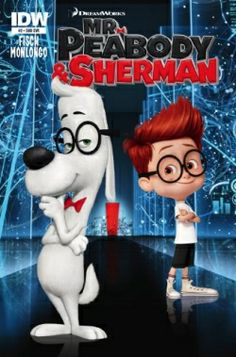 My love for animated films has brought me to yet another highly anticipated movie of the year. Look, it's a boy and his pet dog! Or was it a genius...