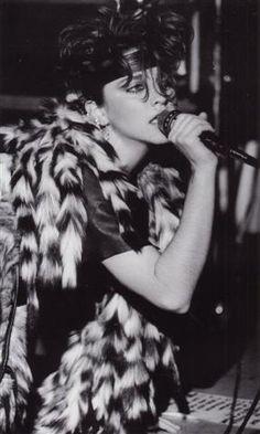 Madonna, 1981