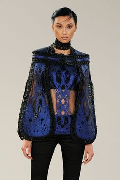 Tex Saverio : Runway - Paris Fashion Week Womenswear  Spring/Summer 2014
