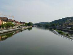 Main River. Germany