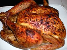 Add Some Latin Flavor to Your Thanksgiving - Hispanic Kitchen (don't want it for thanksgiving? that's cool... turkey is good random days of the year, too! lol)