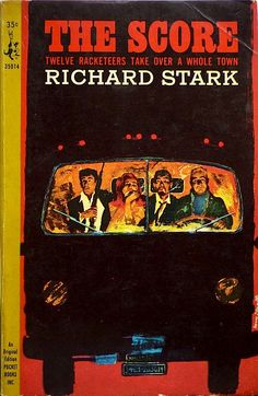 Crackerjack novel. What I wouldn't give for a Richard Stark first edition.
