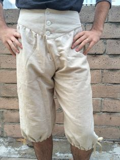 Men's Renaissance, Medieval or Pirate pants by QualityCostumeQueen on Etsy