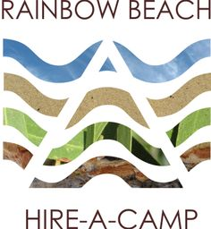 """Rainbow Beach Hire-a-camp makes camping easy. We are Campingologists and we would like everyone to have an amazing camping experience. So we invite you to follow us while on our journey """"Waves of our lives"""". We love camping and Rainbow Beach and want to tell the world all about Rainbow Beach Hire-a-camp"""