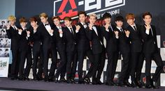 EXO's Showtime!