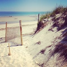 Cape Cod Beach, I think I left a part of my heart here a long time ago, that I'll never get back! <3
