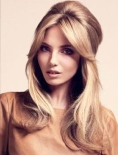 Image result for beehive hair half up half down