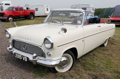 Ford Cosul 375 1961