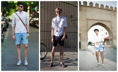 Ideas con shorts para recorrer una ciudad con encanto