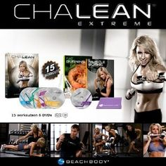 Chalene Extreme Love this workout!!