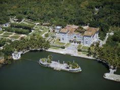 Vizcaya, Miami, FL, USA