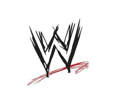 wwe world wrestling logo wall graphic decal skin sticker for kids room man cave new for kaleb