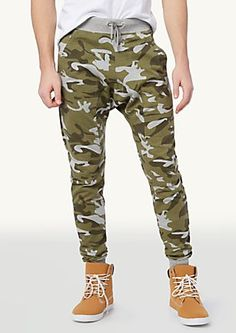 buy popular 7358b f16be image of Green Zip Pocket Camo Jogger Camo Joggers, Rue 21, Athleisure,  Eagle