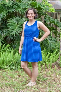 EYMM California Dress & Peplum Sewing Pattern www.eymm.com
