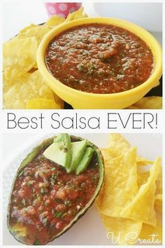 Best Salsa Ever - tried and true delicious!!