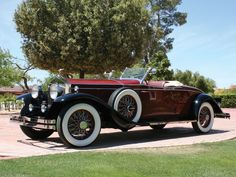 1931 Rolls-Royce Phantom II Henley Roadster in the style of Brewster | Monterey 2013 | RM AUCTIONS