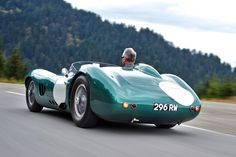 The 1959 Aston Martin's Le Mans 24 Hours winner. Classic Motors, Classic Cars, Lemans Car, Cool Old Cars, Aston Martin Lagonda, Best Muscle Cars, Car In The World, Amazing Cars, Awesome