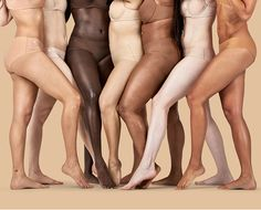"Lingerie has a diversity problem. This brand is changing it by introducing tones that are truly ""nude"" for all skin tones."