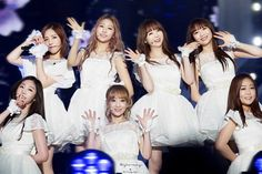 Our girls at 2016 Dream Concert. No Mijoo. Healing from injured ankle. :(