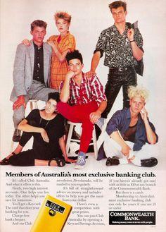 Glossy Sheen: Dolly Magazine February 1985