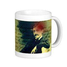 Proust Migraine Mug - fundraising for migraine research - Legendary Migraineurs series Migraine, Disorders, Fundraising, Mugs, Teacup, Design, Tea Cup, Tumblers, Mug