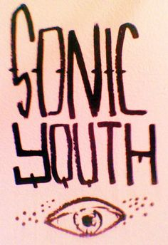 Sonic Youth forever!!!!!