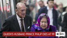Death of Prince Philip: Duke of Edinburgh dies at 99. Queen Husband, Prince Philip, Cbs News, Edinburgh, Duke, Presidents, Death, American, Fictional Characters