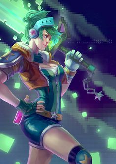 Arcade Riven by MaR-93.deviantart.com on @DeviantArt