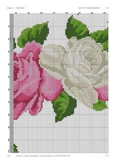 Geri Dönüşüm Projeleri Cross Stitch Rose, Cross Stitch Flowers, Cross Stitch Patterns, Prayer Rug, Cross Stitching, Embroidery Stitches, Needlepoint, Diy And Crafts, Tapestry