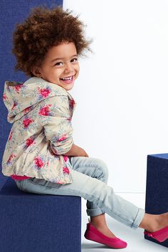 our favorites for spring always include floral prints, mini denim, and a colorful punch. from picnics to weekend playdates, be your beautiful you in babyGap's newest collection.